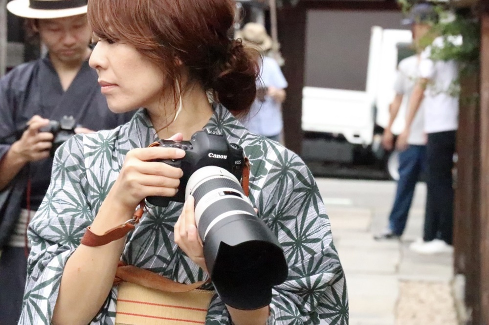 KOSHIGAYA PHOTOWALKで参加者が撮影した一枚